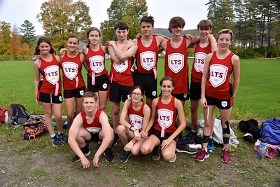 Meet The LTS X-C Team photos by Gary Baker