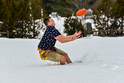 Snow Football 2/23/17