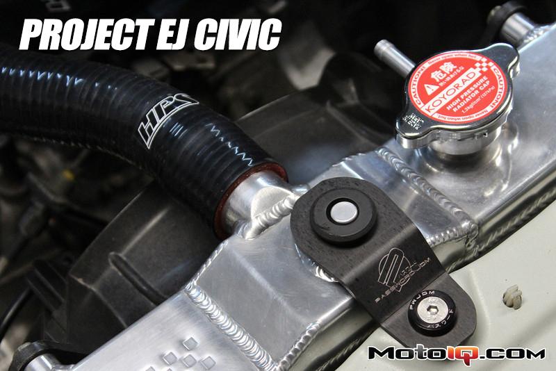 Project Honda Civic EJ