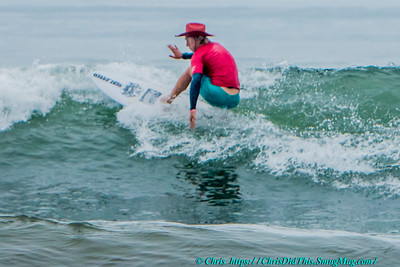Surf Rodeo C St  July 13 Sat 11:50-12:35
