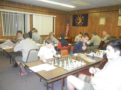 Chess Tournament Lock in - Nov 16-17