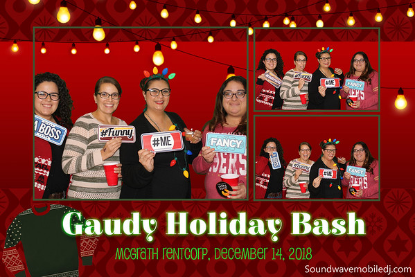 MCG RENT CORP HOLIDAY PARTY 2018