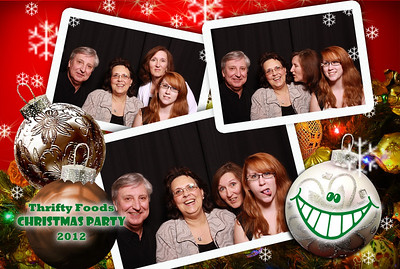 Thrifty Foods Christmas Party