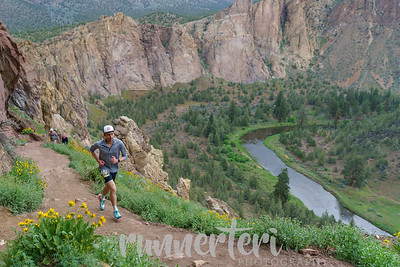 2019 Smith Rock Ascent 15 mile and 4 mile