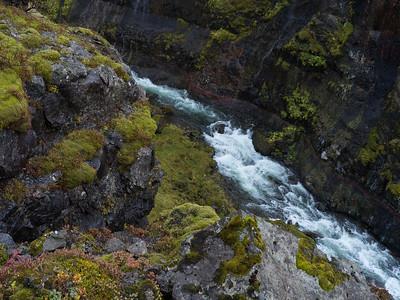 Glymur Waterfalls