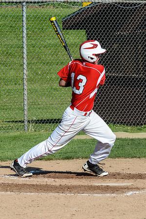 2014 Baseball MtHoreb vs McFarland 5-28