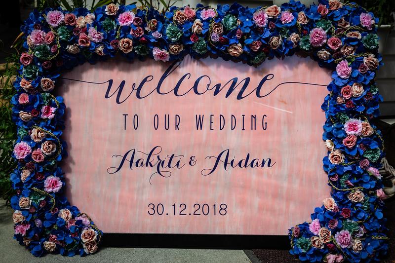 Aidan & Kittys Wedding