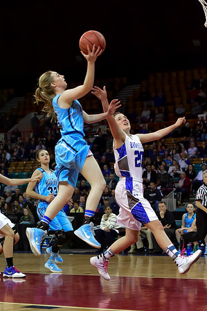 Final Eight Sate playoff game: Ralston Valley vs Broomfield - March 4 2016