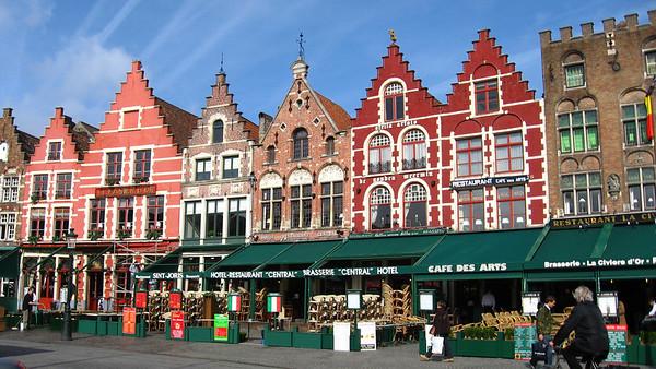 Holland, Belgium, Germany & Switzerland