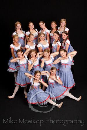 Ballet 4 - 3:45