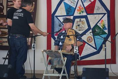 Lone Star State Dulcimer Festival, Glen Rose Texas