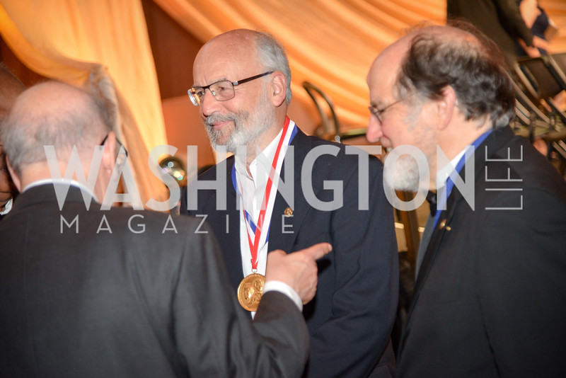 Dr. Adi Shamir, Dr. Ronald Rivest, National Inventors Hall of Fame, Induction at the National Building Museum, May 3, 2018-8985.JPG
