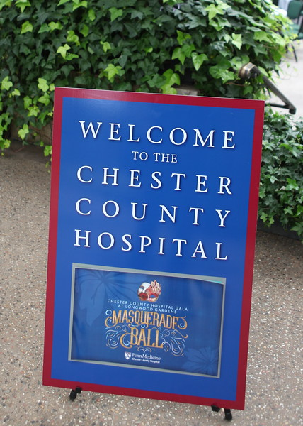 2018 Chester County Hospital Gala at Longwood Gardens: Masquerade Ball