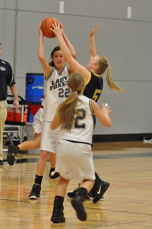Silverton vs. WA game 2 Frosh\JV\Varsity Girls Basketball