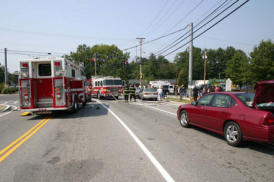 Baby Critical in Hyde Park Accident - Sept. 7, 2007