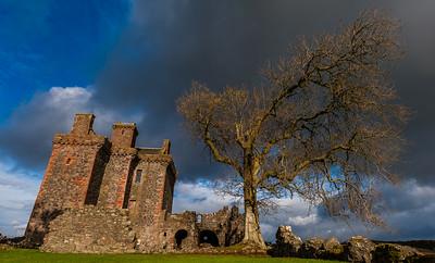 Ballvaird Castle - 24/10/2014