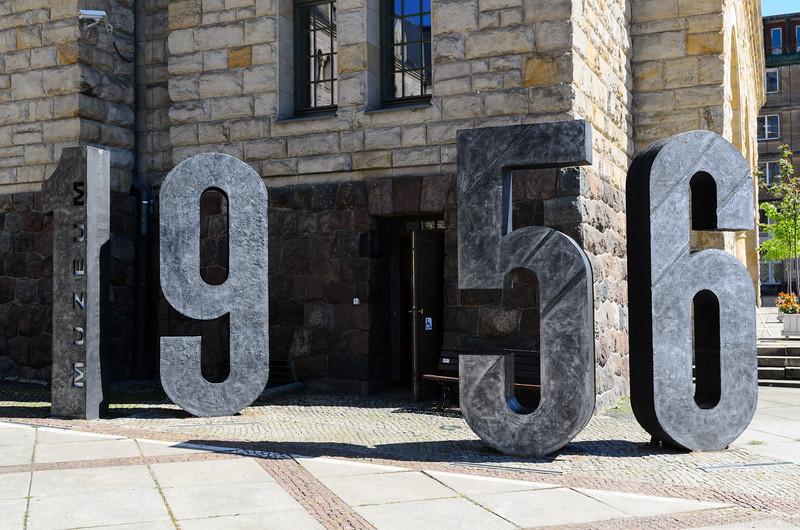 1956 Uprising Museum Poznan #.jpg