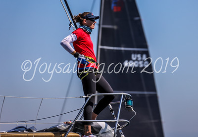 Farr 40's World Championship Day 1