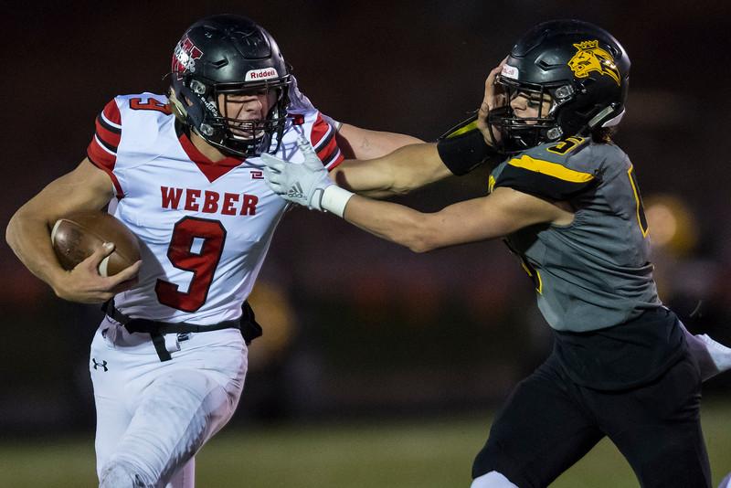 Weber vs Roy 2019