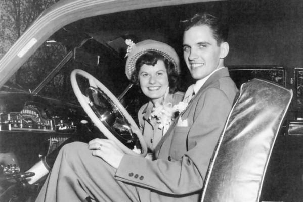 Glenn and Joyce Dehlin - Through the Years 02/29/12