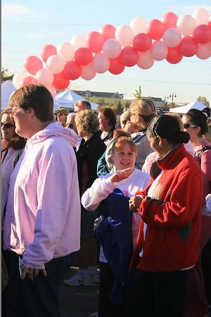 2008 Making Strides Against Breast Cancer V