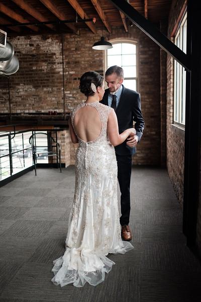 Katelyn & Keith's Prairie St Brewhouse Wedding