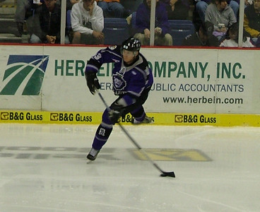 Home vs Nailers 11-26-06