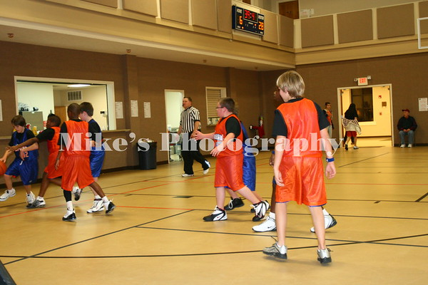 Upward Basket Ball 2010