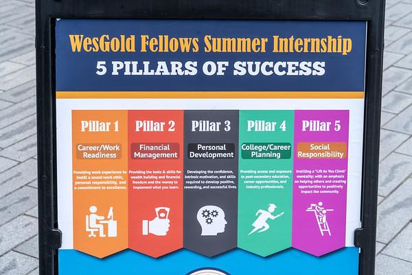 2021 06-26 WesGold Fellows Summer Internship