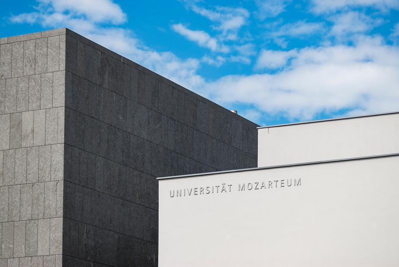 Mozarteum University Building, Salzburg