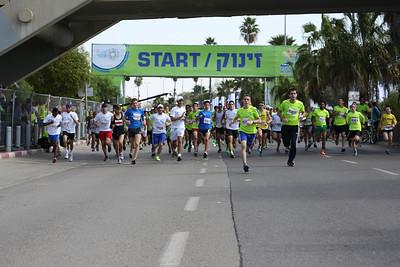 Tel Aviv SAMSUNG Marathon 2014