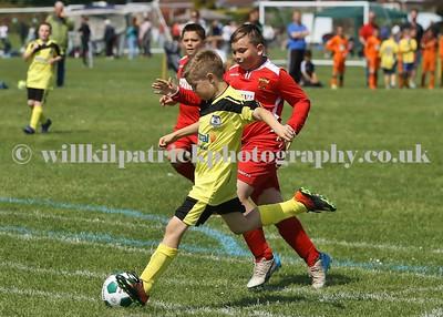 U10's Walsall Phoenix Red Kites v Sneyd Allstars