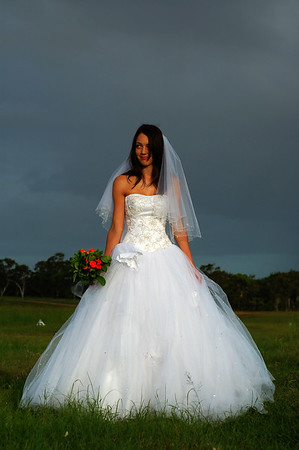 Click here to view selection of wedding images
