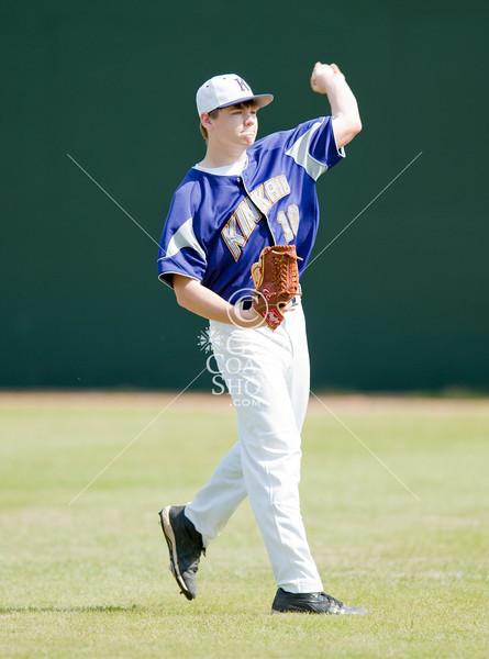 2011-03-12 Baseball Varsity Cypress Lakes v Kinkaid @ STHS