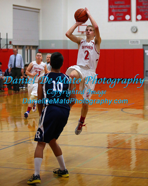 Southold vs Ross Boys Basketball 12-16-13