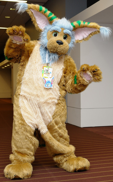 Anthrocon 2011