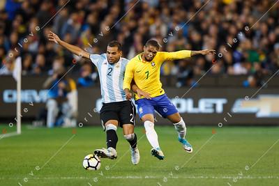Friday 9th June - Brazil vs Argentina