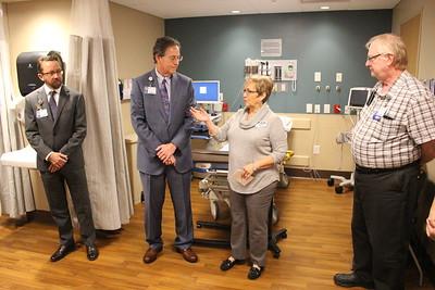 Texas Health Harris Methodist Hospital ER Grand Opening November 1, 2018