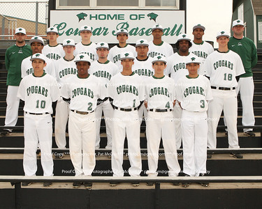 Connally Baseball 2012