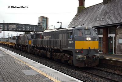 Portlaoise (Rail), 06-12-2018