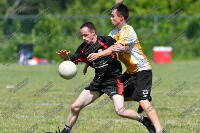 Kevin Barry's v Young Irelands - Juniors 6/25/2017