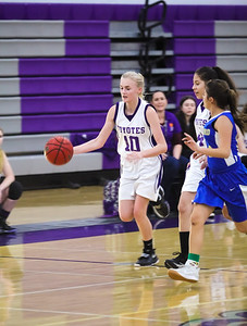 Denair High School Girls Basketball 2019