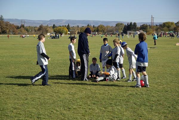 Silver Tacos Soccer 2009