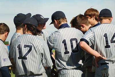 OE Varsity baseball Vs Oswego