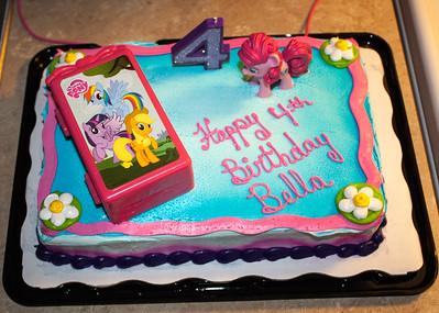 Bella Fourth Birthday