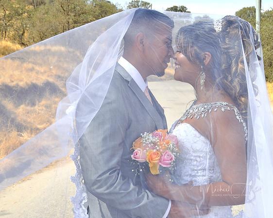 Palacios Wedding Portraits