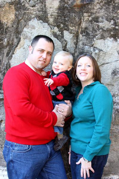 Parker Family & Austin Turns 1