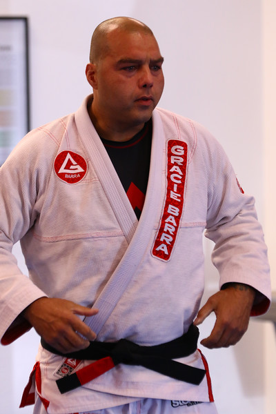 Gracie Barra Belt Promotion
