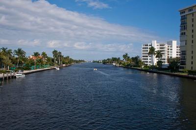Florida 2009: Intracoastal Waterway