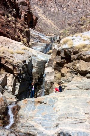 7 Falls Team Hike